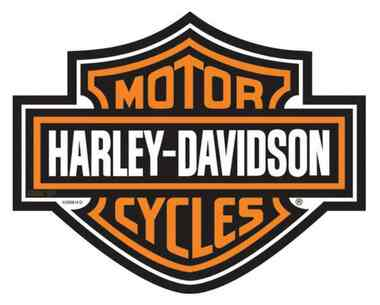 Harley-Davidson Die Cut Bar & Shield Logo Mouse Pad, Black Neoprene MO30264 - Wisconsin Harley-Davidson