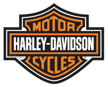 Harley-Davidson Die Cut Bar & Shield Logo Mouse Pad, Black Neoprene MO30264 - Wisconsin Harley-Davidson