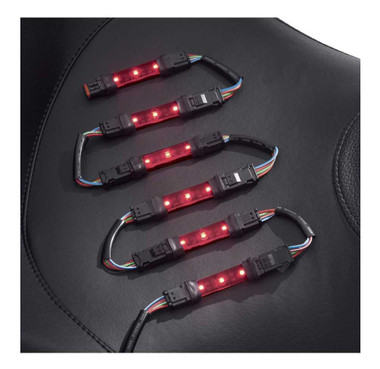 Harley-Davidson Spectra Glo LED Light Flexible Pod 6-Lamp Starter Kit 68000213 - Wisconsin Harley-Davidson
