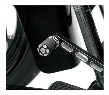 Harley-Davidson Aluminum Burst Shifter Peg, Fits '15-later XG Models 33600032A - Wisconsin Harley-Davidson