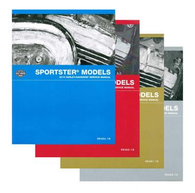 Harley-Davidson 2016 V-Rod VRSC Models Electrical Diagnostic Manual 99499-16 - Wisconsin Harley-Davidson