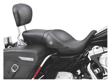 Harley-Davidson Sundowner Road King Classic Weave Deep Bucket Seat 51615-99C - Wisconsin Harley-Davidson