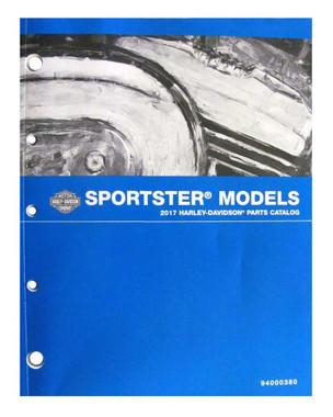 Harley-Davidson 2017 Sportster Models Motorcycle Service Manual 94000384 - Wisconsin Harley-Davidson