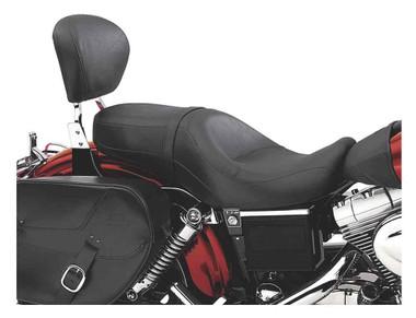 Harley-Davidson Sundowner Rider & Pillion Seat, '96-'03 Dyna Models 51540-01A - Wisconsin Harley-Davidson