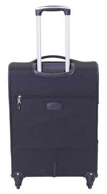 "Harley-Davidson 21"" Night Rider Carry-On with Spinner Wheels, Black 99320-BLK - Wisconsin Harley-Davidson"