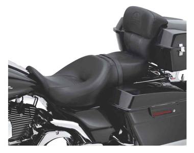 Harley-Davidson Sundowner Street Glide Stitching Deep Bucket Seat 51630-06 - Wisconsin Harley-Davidson