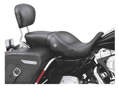 Harley-Davidson Sundowner Road King Classic Weave Deep Bucket Seat 51615-09A - Wisconsin Harley-Davidson