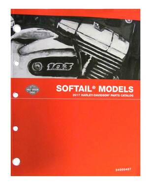 Harley-Davidson 2017 Softail Models Motorcycle Service Manual 94000382 - Wisconsin Harley-Davidson