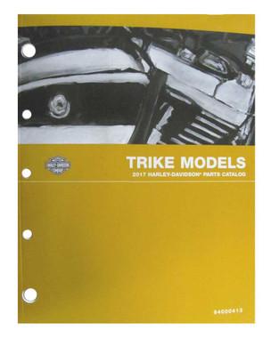 Harley-Davidson 2017 Touring Trike Models Service Manual Supplement 94000391 - Wisconsin Harley-Davidson