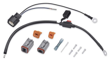 Harley-Davidson Spectra Glo Wire Harness Lighting Connection Kit 69201636 - Wisconsin Harley-Davidson