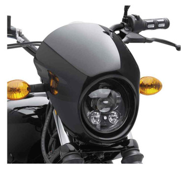 Harley-Davidson 5.75 in Daymaker Projector LED Headlamp - Black 67700145A - Wisconsin Harley-Davidson