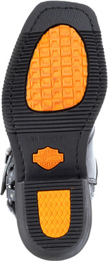 Harley-Davidson Women's Newhall 5.25-Inch Smoke Motorcycle Boots D87139 - Wisconsin Harley-Davidson
