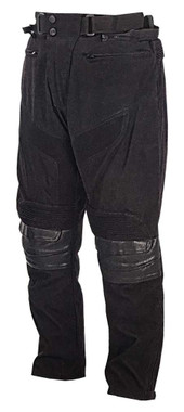 Redline Men's Cordura 600D Protective Riding Motorcycle Water-Proof Pants M-3300 - Wisconsin Harley-Davidson