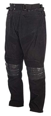 Redline Men's Cordura 600D Protective Riding Motorcycle Water-Proof Pants M-3300 - Wisconsin Harley-Davidson
