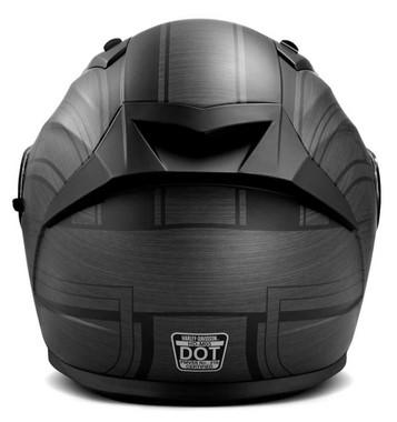 Harley-Davidson Mens Metallic Graphic Sun Shield M05 Full-Face Helmet 98228-18VX - Wisconsin Harley-Davidson