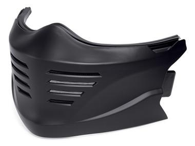 Harley-Davidson X04 Shell Replacement Face Mask, Matte Black 98239-18VR - Wisconsin Harley-Davidson
