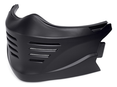Harley-Davidson X04 Shell Replacement Face Mask, Matte Black 98239-18VR - Wisconsin Harley-Davidson