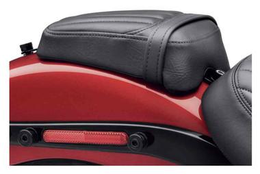 Harley-Davidson Passenger Pillion - Slim Styling, Fits Softail Models 52400129 - Wisconsin Harley-Davidson