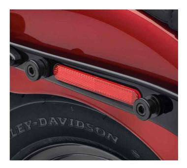 Harley-Davidson HoldFast Docking Hardware Kit - Gloss Black Finish 52300379 - Wisconsin Harley-Davidson