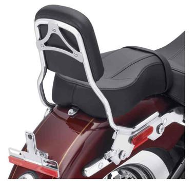 Harley-Davidson HoldFast Sissy Bar Upright - Standard Height - Chrome 52300442 - Wisconsin Harley-Davidson