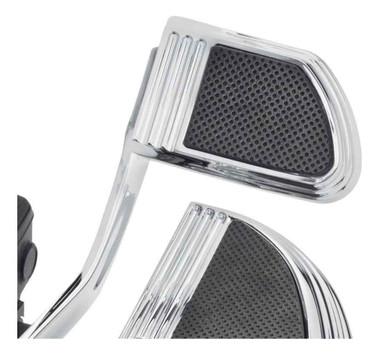 Harley-Davidson Defiance Brake Pedal Pad - Large, Softail Models 50600257 - Wisconsin Harley-Davidson