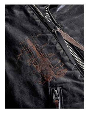 Harley-Davidson Women's Swingarm Vintage Leather Biker Vest, Black 98035-18VW - Wisconsin Harley-Davidson