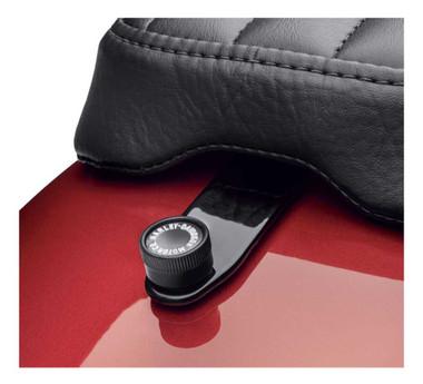 Harley-Davidson Quick-Release Seat Hardware Kit - Gloss Black Finish 10500093 - Wisconsin Harley-Davidson