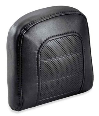 Harley-Davidson Passenger Backrest Pad, Mid-Sized - Low Rider Styling 52300557 - Wisconsin Harley-Davidson