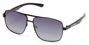 Harley-Davidson Men's H-D Navigator Sunglasses, Matte Black Frame & Smoke Lens - Wisconsin Harley-Davidson