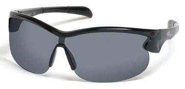 Harley-Davidson Women's H-D Script Sunglasses, Black Frame & Smoke Mirror Lens - Wisconsin Harley-Davidson