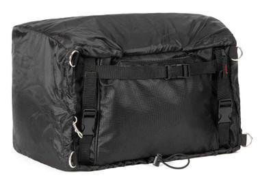 Harley-Davidson Extreme Hop Along IV Honeycomb Fabric Bag, Black 99211-BLACK - Wisconsin Harley-Davidson