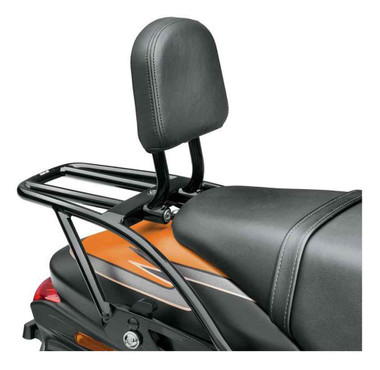 Harley-Davidson Sissy Bar Upright - Black, Fits 15-later XG Models 52300307 - Wisconsin Harley-Davidson