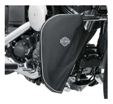 Harley-Davidson Soft Lowers - Fits 06-17 FXD, FXDB, FXDC & FXDL Models 57100212 - Wisconsin Harley-Davidson