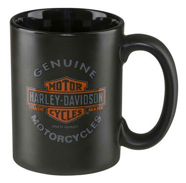 Harley-Davidson Core Genuine Motorcycles Coffee Mug, 15 oz. - Black HDX-98606 - Wisconsin Harley-Davidson