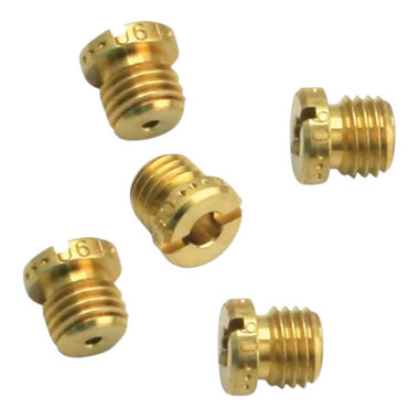 S&S Cycle Jetting Stock & Performance Engines, Set of 5, Gold DS-72074E - Wisconsin Harley-Davidson