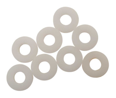 Eastern Motorcycle Plastic Breather Valve Washer Set, Big Twin Models DS-194160 - Wisconsin Harley-Davidson