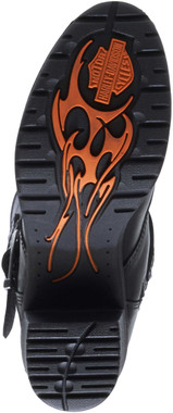 Harley-Davidson Women's Aldale 9.75-Inch Waterproof Motorcycle Boots D87162 - Wisconsin Harley-Davidson