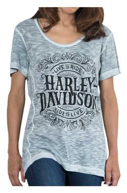 Harley-Davidson Mens Screamin/' Eagle Illusion Pocket Short Sleeve Tee HARLMT0282