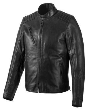 Harley-Davidson Men's Temerity Slim Fit Leather Jacket, Black 98047-19VM - Wisconsin Harley-Davidson
