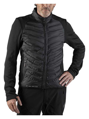Harley-Davidson Men's FXRG Thinsulate Mid-Layer Jacket, Black 98263-19VM - Wisconsin Harley-Davidson
