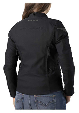 Harley-Davidson Women's FXRG Triple Vent System Riding Jacket, Black 98266-19VW - Wisconsin Harley-Davidson