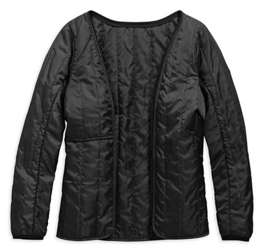 Harley-Davidson Women's Chippewa Falls Stretch Riding Jacket, Black 98291-19VW - Wisconsin Harley-Davidson