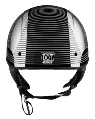Harley-Davidson Men's Big Twin Ultra-Light Sun Shield J03 Half Helmet 98280-19VX - Wisconsin Harley-Davidson