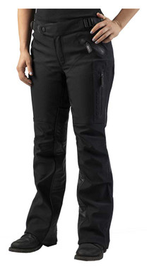 Harley-Davidson Women's FXRG Waterproof Riding Overpant, Black 98267-19VW - Wisconsin Harley-Davidson