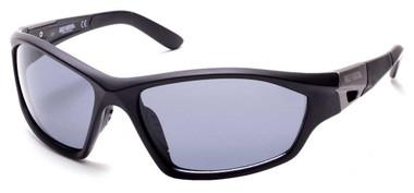 Harley-Davidson Men's Motorcycle-Inspired Sunglasses, Matte Black/Smoke Lenses - Wisconsin Harley-Davidson