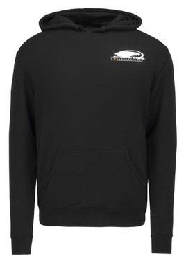Harley-Davidson Men's Screamin' Eagle Rumble Pullover Hoodie, Black HARLMS0085 - Wisconsin Harley-Davidson
