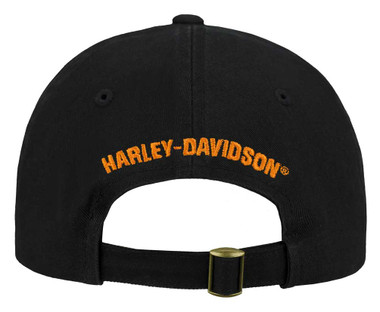 Harley-Davidson Men's Screamin' Eagle Weekender Baseball Cap HARLMH0334 - Wisconsin Harley-Davidson
