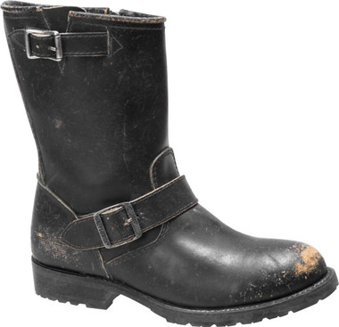 Harley-Davidson Women's Kamson 1903 Collection Black Motorcycle Boots D84415 - Wisconsin Harley-Davidson