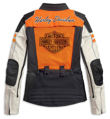 Harley-Davidson Women's Ardmore Switchback Lite Riding Jacket 98337-19VW - Wisconsin Harley-Davidson