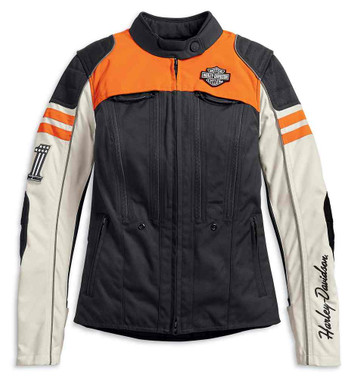 Harley-Davidson Women's Ardmore Switchback Lite Riding Jacket 98337-19VW - Wisconsin Harley-Davidson